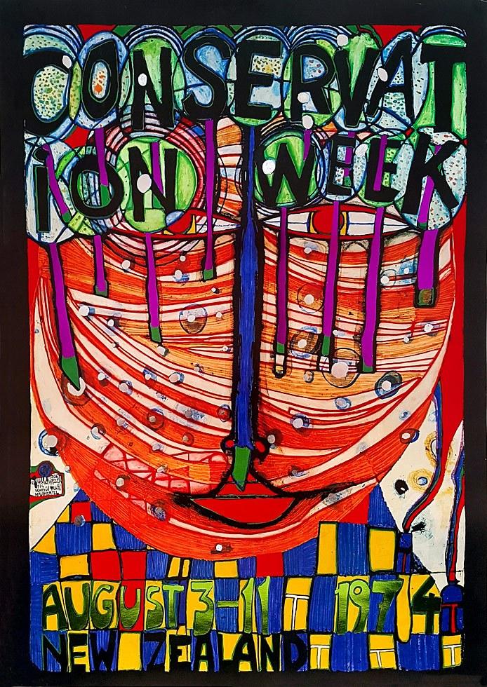 Hundertwasser, Conservation Week