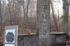 Ehrenmal an der Feldbaeckerei Moelln - 18.11.2012