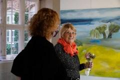 Ausstellung Reisezeit-Zeitreise Edith Holtz-Raber 2021