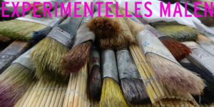 Workshop experimentelles Malen