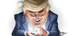 Donald Trump Vortrag