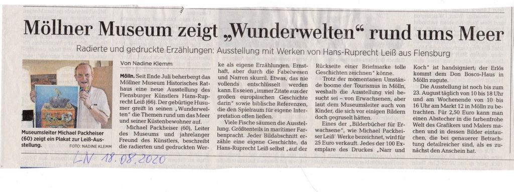 Pressebericht Wunderwelten