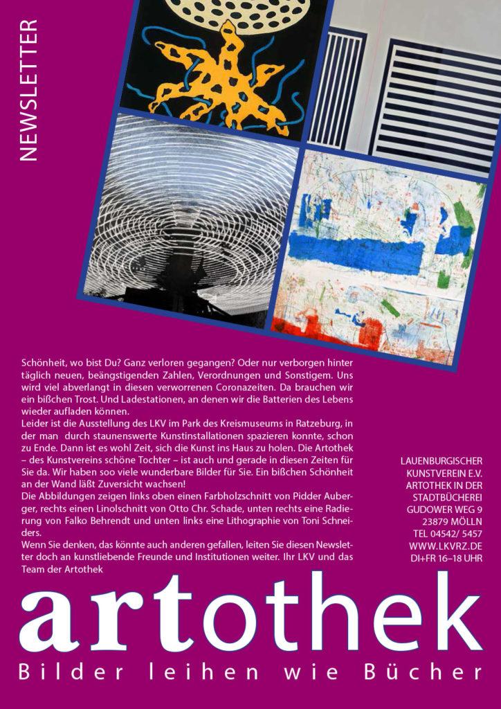 Artothek-Newsletter 23